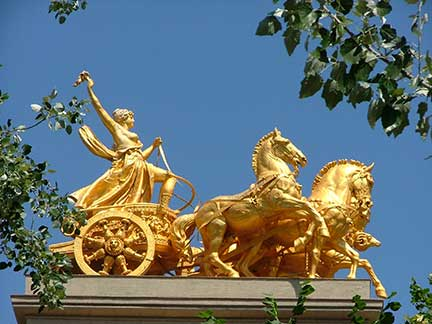 quadriga_-_barcelona_-_spain_-_europe