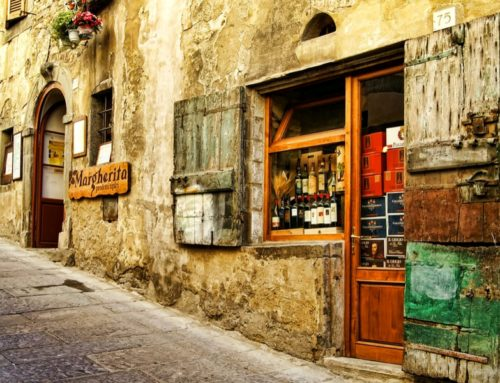 Venice to Rome – A Culinary Experience